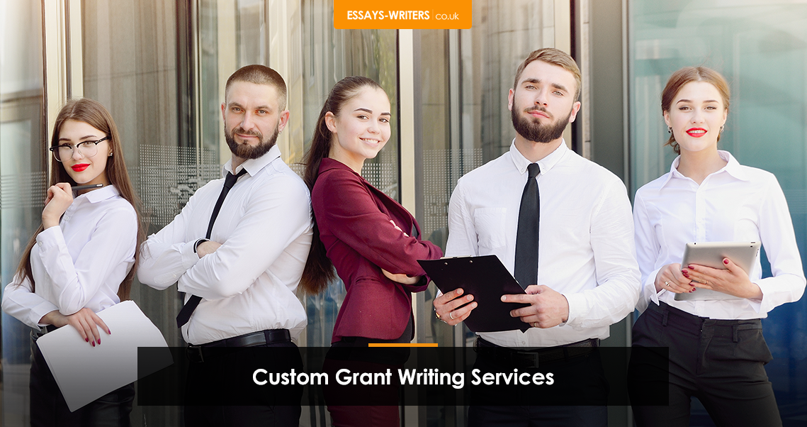 Custom Grant Writing Services