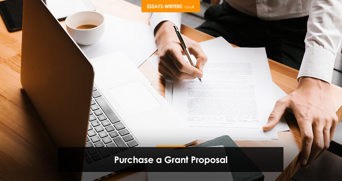 Purchase a Grant Proposal
